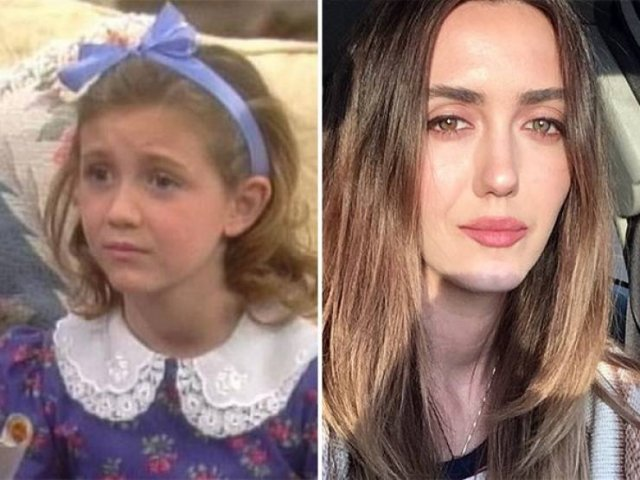 '90s TV Series Stars: Then And Now (24 pics)
