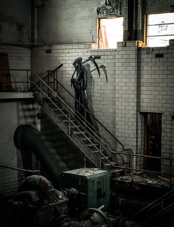 Amazing Abandoned Places (20 pics)