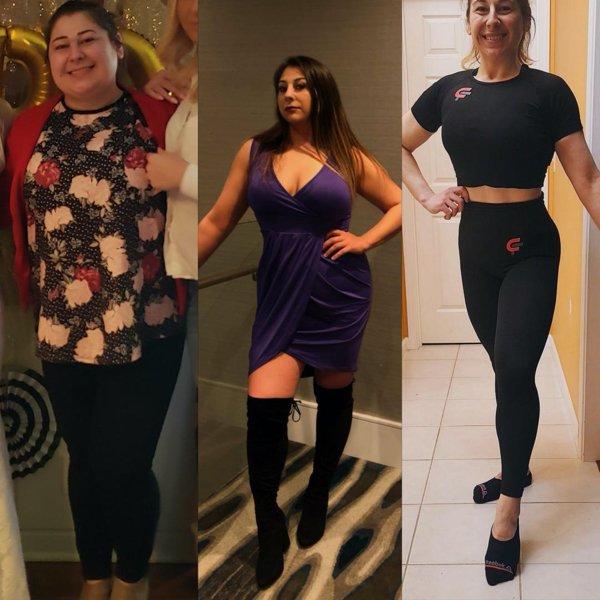 Fantastic Weight Loss (19 pics)