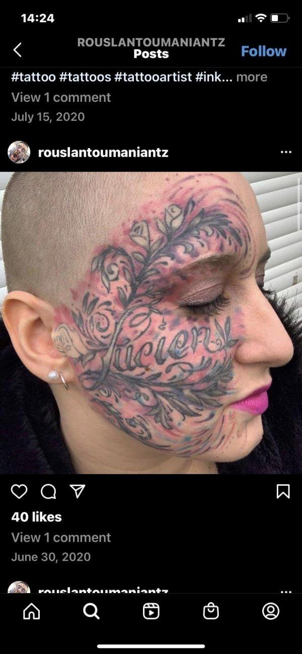 Tattoo Fails (30 pics)