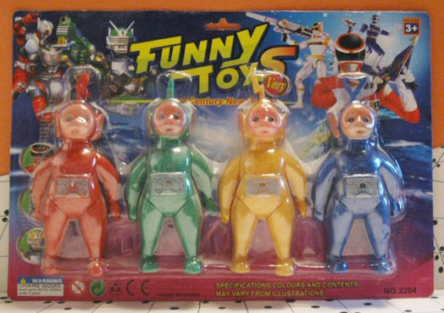 Look At These Weird Toys (24 pics)