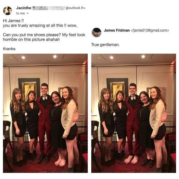 James Fridman Can Photoshop Any Of Your Pictures (30 pics)