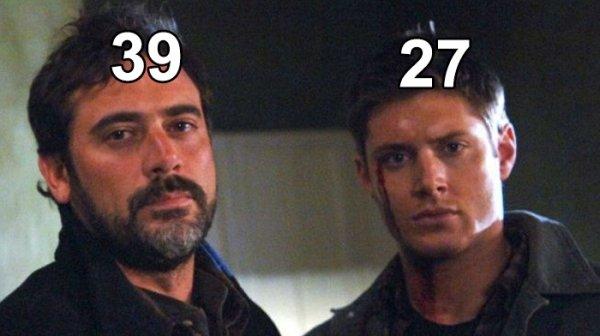 Actors Age Gaps In Movies (29 pics)