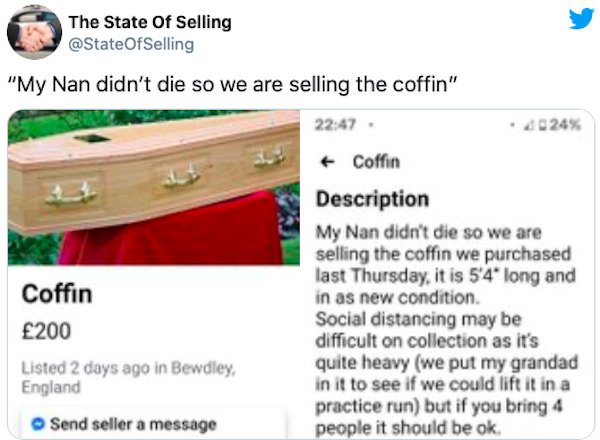 These People Know How To Sell (28 pics)