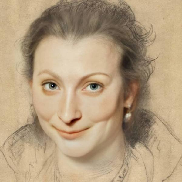 Historical Figures And Painting Characters Were Recreated As Real People By AI (29 pics)