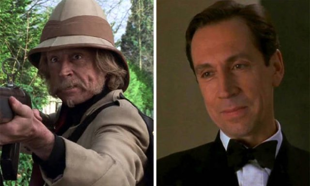 Actors That Played Several Roles In One Movie (27 pics)