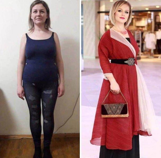 Amazing Style Transformations (29 pics)