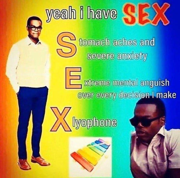Anxiety Memes (33 pics)