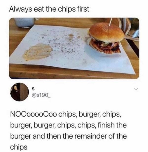 Food Memes (25 pics)