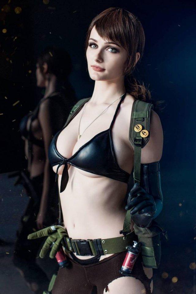 Hot Cosplay (25 pics)