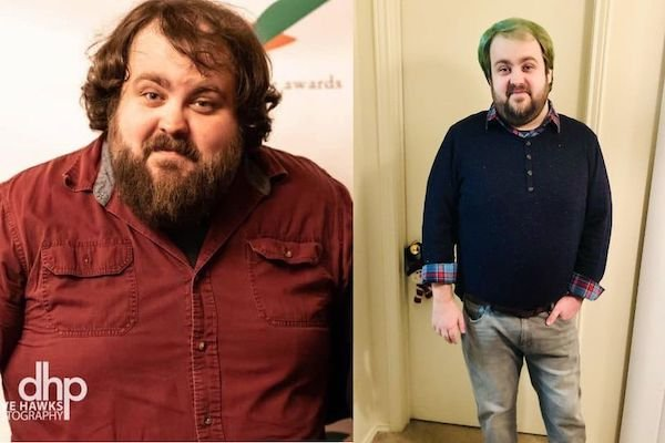 People Show Off Their Transformations (34 pics)
