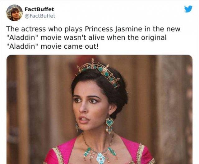 'Disney' Facts (30 pics)