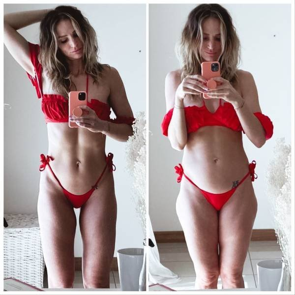 Danae Mercer Shows Girls The Way Of Loving Themselves (20 pics)