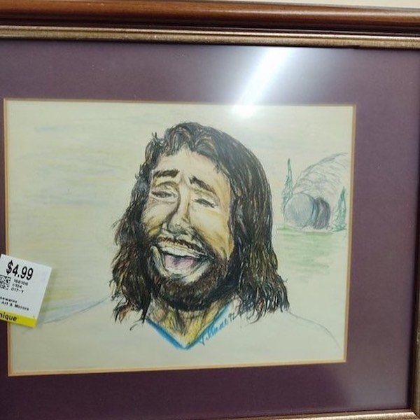 Weird Thrift Shop Finds (33 pics)