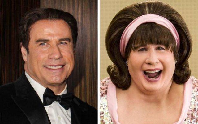 Fantastic Actors Transformations For Their Roles (11 pics)