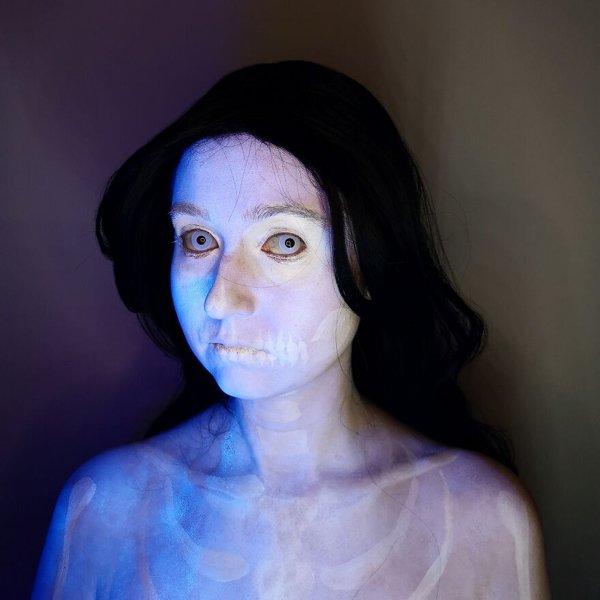 Amazing Body Painting (38 pics)