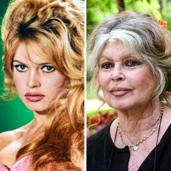 Celebrities Over 80 (15 pics)