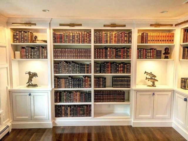 Woodworking Masterpieces (21 pics)