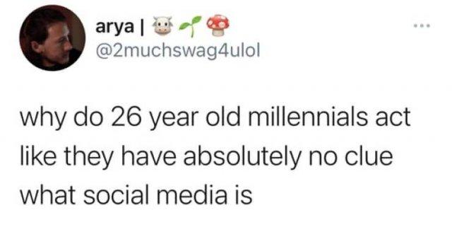Gen Z Vs. Millenials (24 pics)