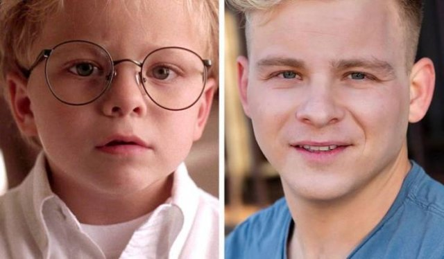Child Actors: Then And Now (18 pics)