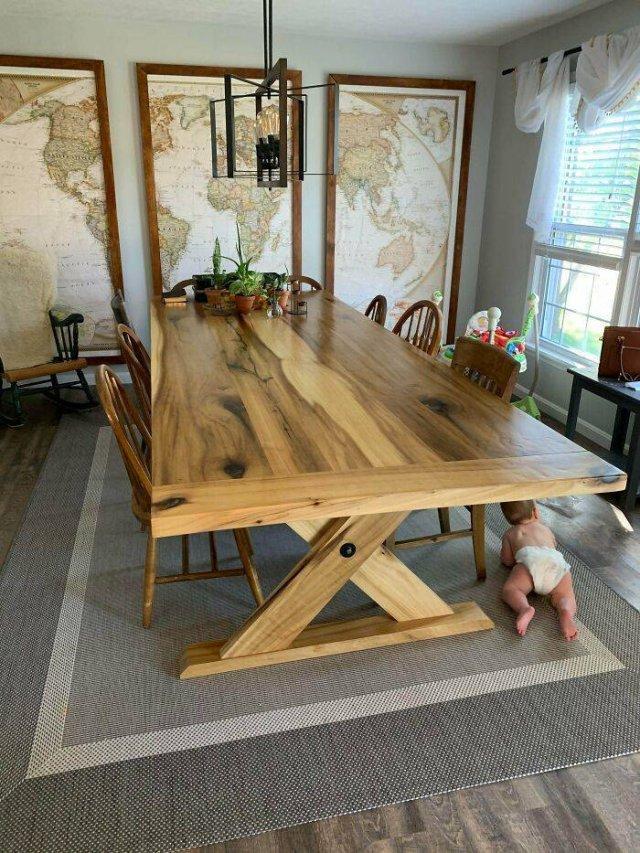 Amazing Woodworking (25 pics)