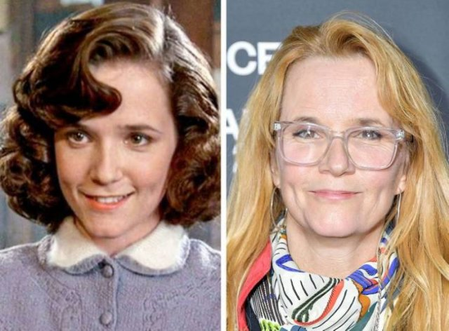 Actors From Famous Movies: Then And Now (22 pics)