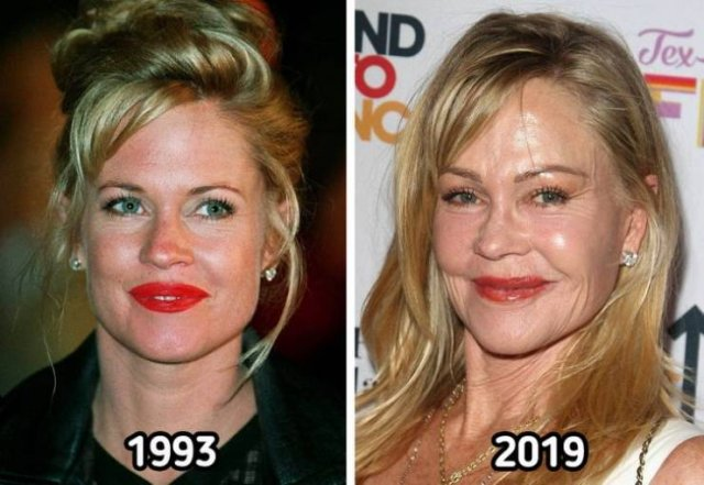 Celebrities: Before Their Fame And Now (20 pics)