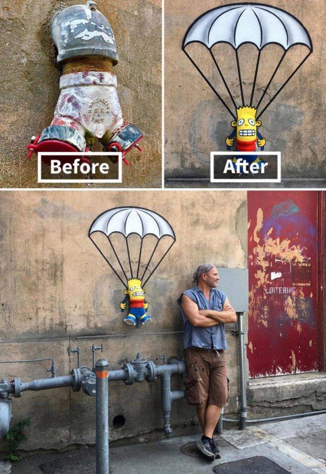 Great Street Art (30 pics)
