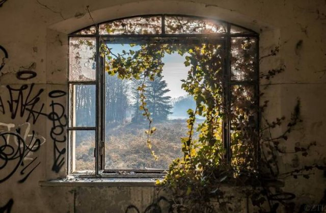 Amazing Abandoned Places (29 pics)