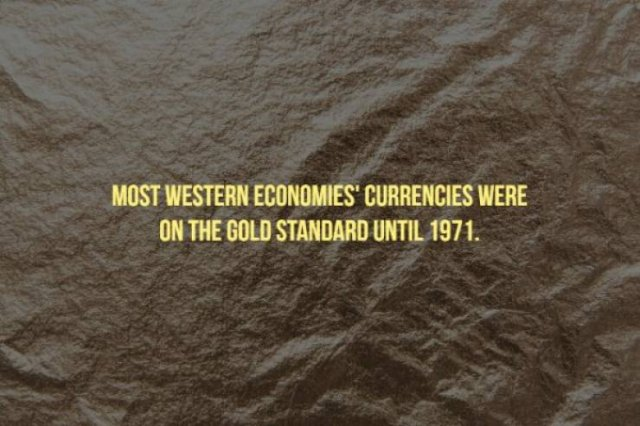 Gold Facts (20 pics)