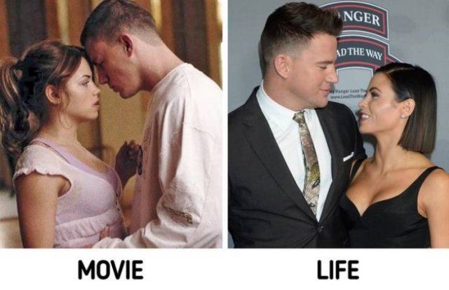 Movies That Led To Real-Life Marriages (18 pics)