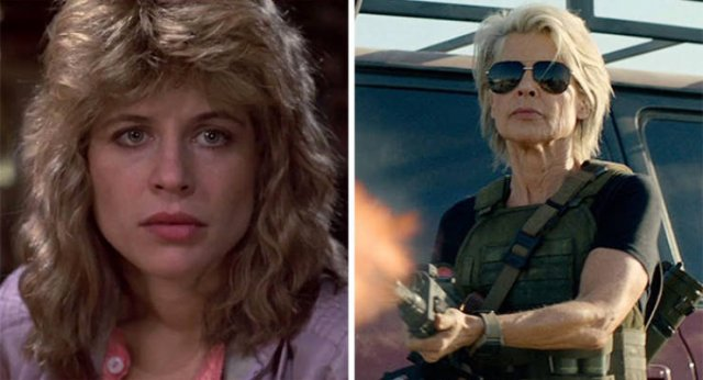 The Evolution Of Popular Female Movie Characters (18 pics)