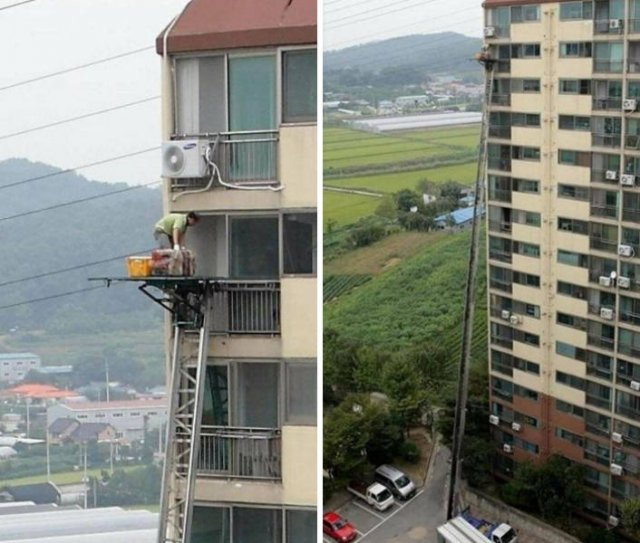 These People Haven't Heard About Safety (39 pics)