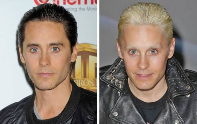 Celebrities With Blond Hair (12 pics)
