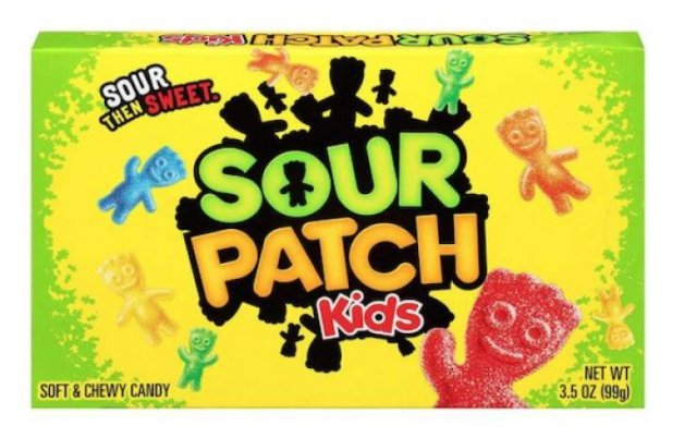 Do You Remember These Popular Candies? (47 pics)