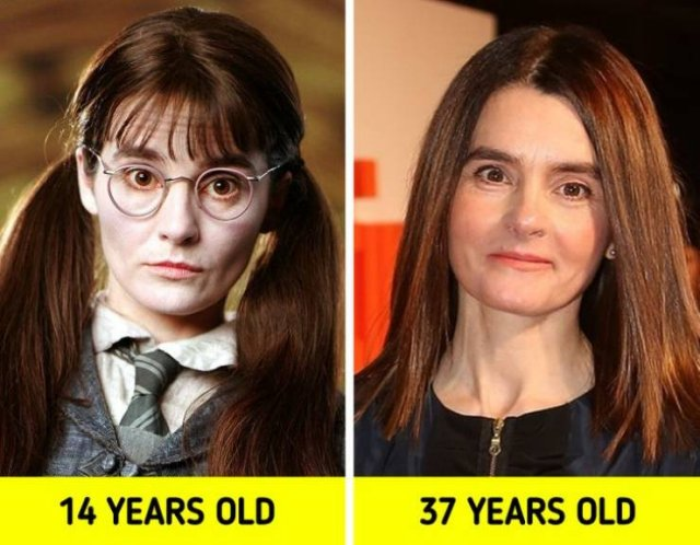 Actors Who Were Older Than Their Movie Characters (10 pics)
