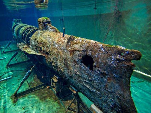 Civil War Submarines (46 pics)