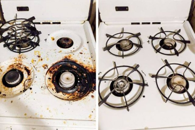 Things Before And After Cleaning (22 pics)