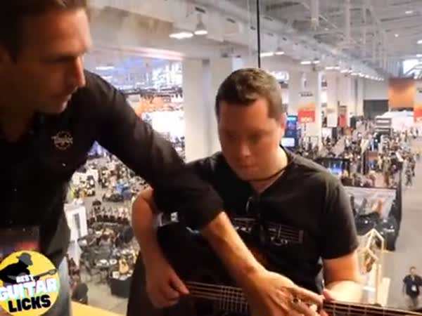 Don't Even Try To Play Stairway To Heaven In A Guitar Center