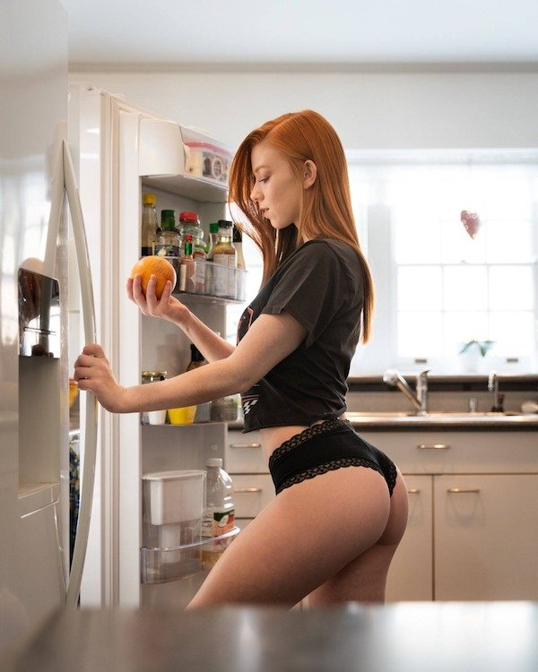 Redhead Girls (53 pics)