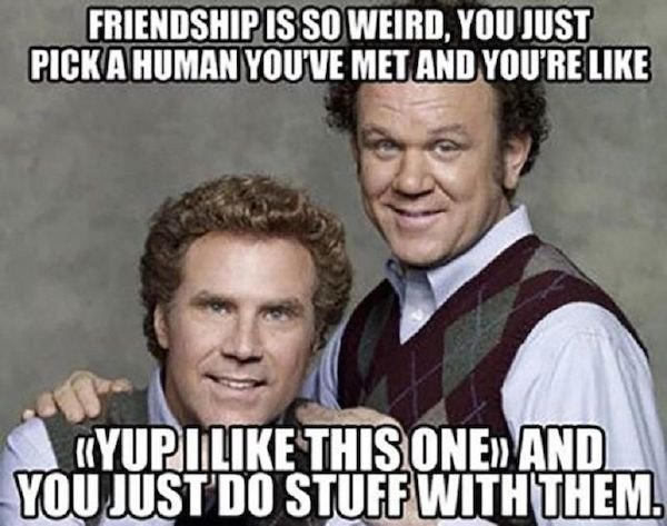 Best Friend Memes And Tweets (28 pics)