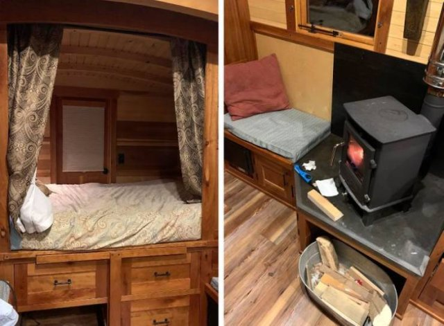 Unusual Airbnb Apartments (25 pics)