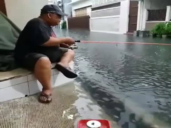 Another Year Another Flood Here In Indonesia