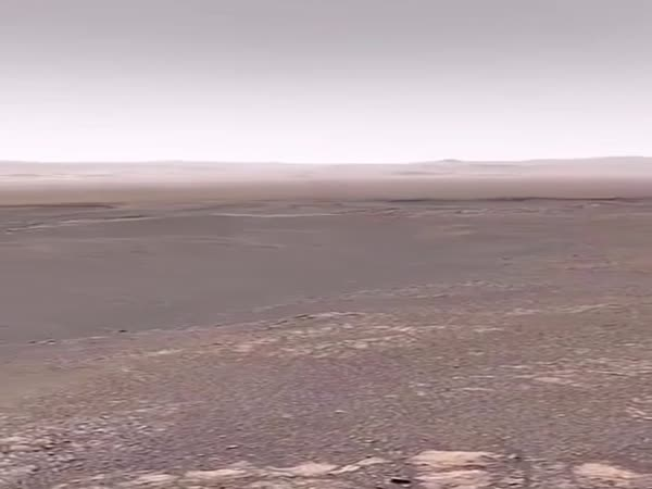 Audio Captured By The Perseverance On The Surface Of Mars