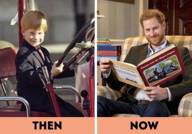 Royal's Young Photos (12 pics)