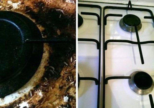 Things Before And After Cleaning (27 pics)