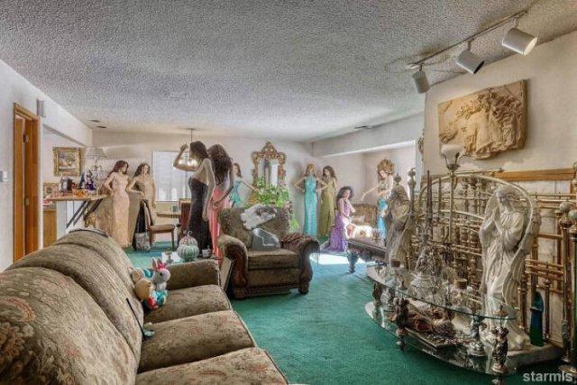 This House Has Some Secret (35 pics)