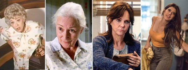 How Popular Female Characters Have Changed Over The Years (19 pics)