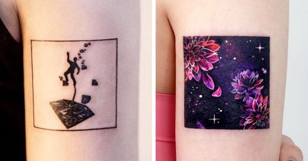 This Tattoo Artist Can Cover Up Any Old Tattoo (29 pics)