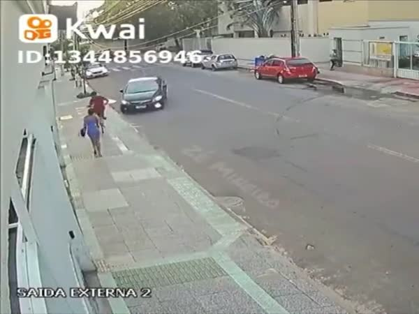 Sometimes Heros Use A Honda Civic
